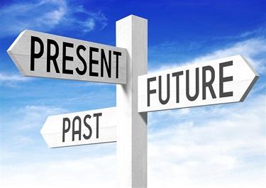 present, future